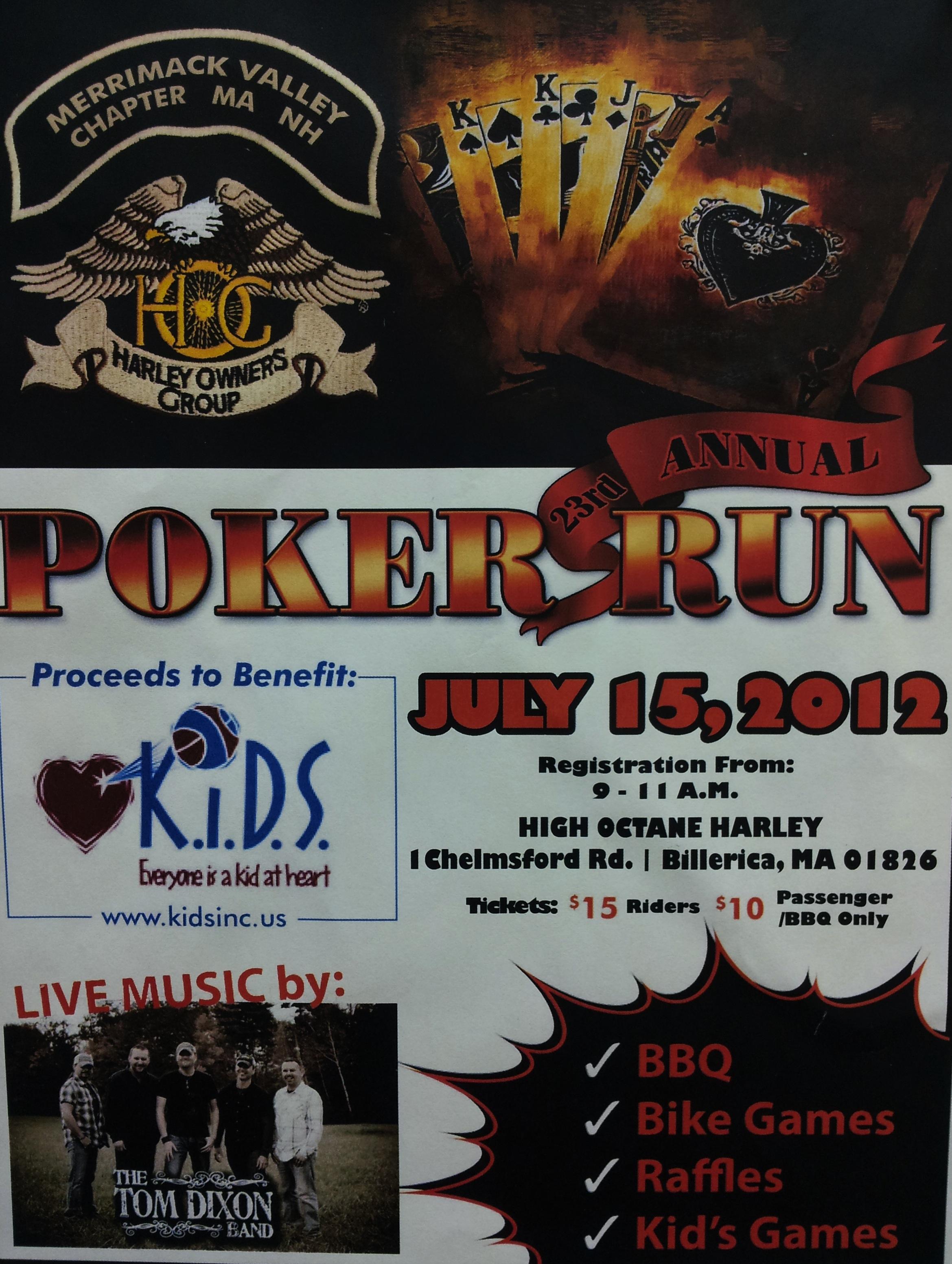 Boston poker events