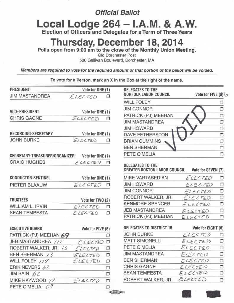 Local 264 Election Results 12-19-2014 copy