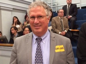 State Senator Thomas M. McGee, a Lynn Democrat who serves as Senate chairman of the Legislature's Joint Committee on Transportation